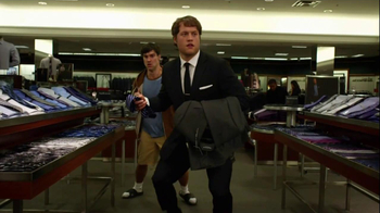 Van Heusen Institute of Style TV Spot Featuring Mathew Stafford - 8 commercial airings