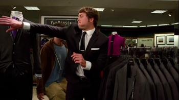 Van Heusen Institute of Style TV Spot Featuring Mathew Stafford - Thumbnail 4