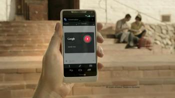 Motorola Droid Razr M TV Spot, 'Spanish Dog Translation' - Thumbnail 2