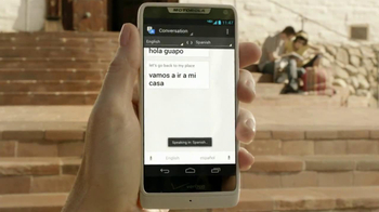 Motorola Droid Razr M TV Spot, 'Spanish Dog Translation' - Thumbnail 5
