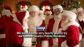 IHOP Country Potato Breakfast TV Spot, 'Santas' - Thumbnail 1