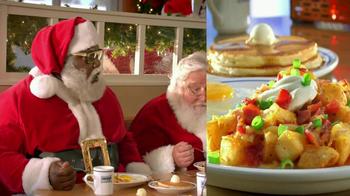 IHOP Country Potato Breakfast TV Spot, 'Santas' - Thumbnail 5