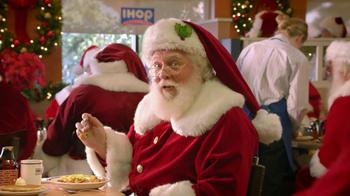 IHOP Country Potato Breakfast TV Spot, 'Santas' - Thumbnail 6