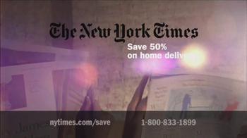 The New York Times TV Spot, 'Jeopardy' - Thumbnail 10