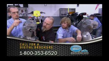 Motorcycle Mechanics Institute TV Spot, 'Love Beyond Riding'