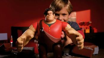 Wreck-It Ralph Talking Action Figure TV Spot, 'Smash and Bash' - Thumbnail 3