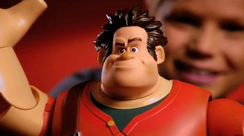 Wreck-It Ralph Talking Action Figure TV Spot, 'Smash and Bash' - Thumbnail 4