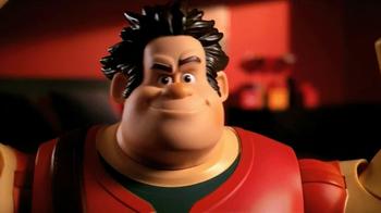 Wreck-It Ralph Talking Action Figure TV Spot, 'Smash and Bash' - Thumbnail 5