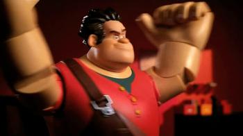 Wreck-It Ralph Talking Action Figure TV Spot, 'Smash and Bash' - Thumbnail 8