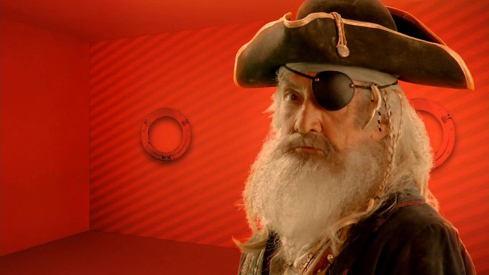 Apples to Apples TV Commercial, 'Sensitive Pirates'