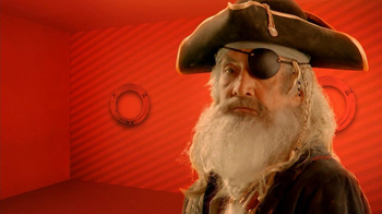 Apples to Apples TV Spot, 'Sensitive Pirates' - Thumbnail 1