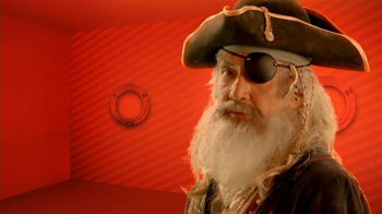 Apples to Apples TV Spot, 'Sensitive Pirates' - Thumbnail 2