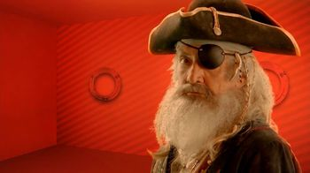 Apples to Apples TV Spot, 'Sensitive Pirates'