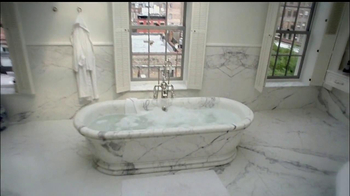 The Wall Street Journal Mansion TV Spot, 'Bathroom from Heaven'