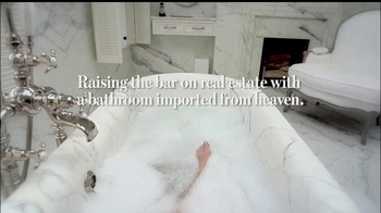 The Wall Street Journal Mansion TV Spot, 'Bathroom from Heaven'  - Thumbnail 7