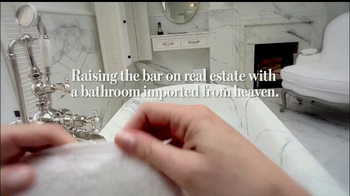 The Wall Street Journal Mansion TV Spot, 'Bathroom from Heaven'  - Thumbnail 8