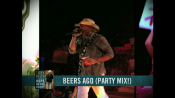 Toby Keith Hope on the Rocks Deluxe Edition TV Spot - Thumbnail 10