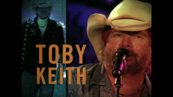 Toby Keith Hope on the Rocks Deluxe Edition TV Spot