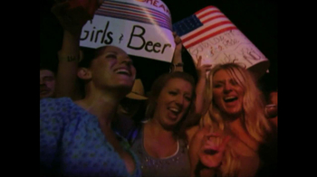 Toby Keith Hope on the Rocks Deluxe Edition TV Spot - Thumbnail 5