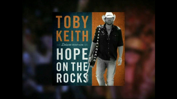 Toby Keith Hope on the Rocks Deluxe Edition TV Spot - Thumbnail 6