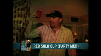 Toby Keith Hope on the Rocks Deluxe Edition TV Spot - Thumbnail 8