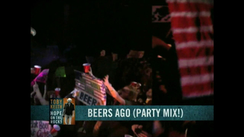 Toby Keith Hope on the Rocks Deluxe Edition TV Spot - Thumbnail 9