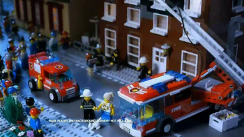 LEGO City Fire Station and Plane TV Spot