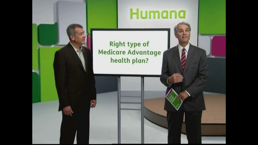 Humana TV Commercial 'Questions and Answers'