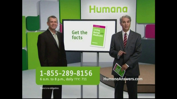 Humana TV Spot 'Questions and Answers' - Thumbnail 8