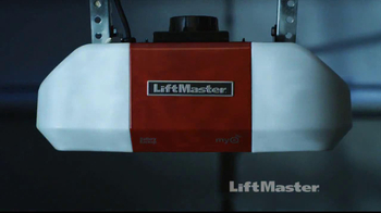 LiftMaster Battery Backup TV Spot, 'Get in Your Garage' - Thumbnail 3