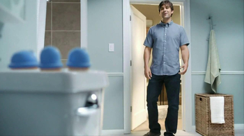Scrubbing Bubbles Toilet Cleaning Gel TV Spot, 'Nasty' - Thumbnail 1