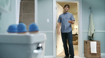 Scrubbing Bubbles Toilet Cleaning Gel TV Spot, 'Nasty' - 2190 commercial airings