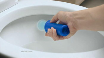 Scrubbing Bubbles Toilet Cleaning Gel TV Spot, 'Nasty' - Thumbnail 4