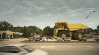 PEAK Antifreeze & Coolant TV Spot, 'Haul Truck' Featuring Danica Patrick - 20 commercial airings