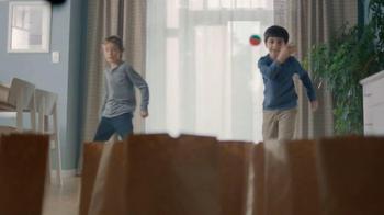 Bounty Select-a-Size TV Spot, 'School Break Game' - Thumbnail 5