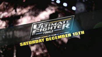 The Ultimate Fighter Finale TV Spot - Thumbnail 1