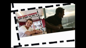 Easton Corbin All Over the World TV Spot - Thumbnail 10