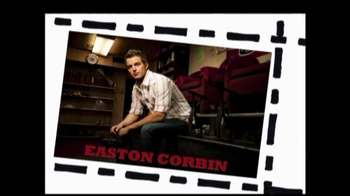 Easton Corbin All Over the World TV Spot - Thumbnail 3