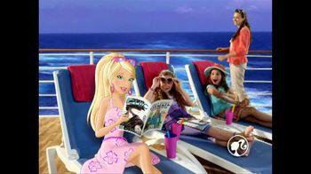 Mattel Barbie Cruise Ship TV Spot