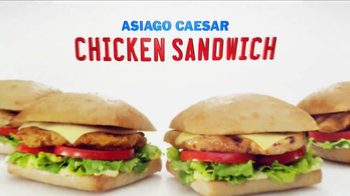 Sonic Drive-In Asiago Chicken Sandwich TV Spot, 'Mind-Blown Notes' - Thumbnail 9