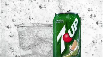 7UP TV Spot, 'Bubbly'