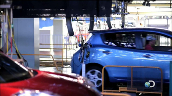 Discovery Channel 'Nissan Leaf' TV Spot - Thumbnail 8