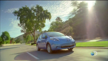 Discovery Channel 'Nissan Leaf' TV Spot - Thumbnail 9