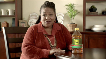 Pine Sol TV Spot, 'Tempting Cleaners' - Thumbnail 5