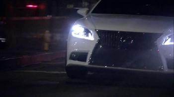 2013 Lexus LS F Sport TV Spot, 'A New Pursuit' - Thumbnail 5