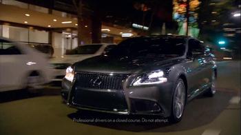 2013 Lexus LS F Sport TV Spot, 'A New Pursuit' - Thumbnail 6