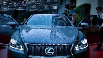 2013 Lexus LS F Sport TV Spot, 'A New Pursuit' - 559 commercial airings