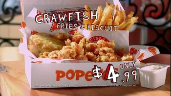 Popeyes TV Spot, \'Annual Crawfish Festival\'