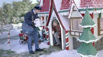 U.S. Postal Service Flat Rate Boxes TV Spot, 'Christmas House'
