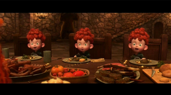 Brave on Blu-Ray TV Spot